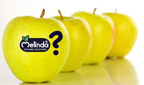 Mela Melinda sempre attenta alle nuove tecnologie - QR code